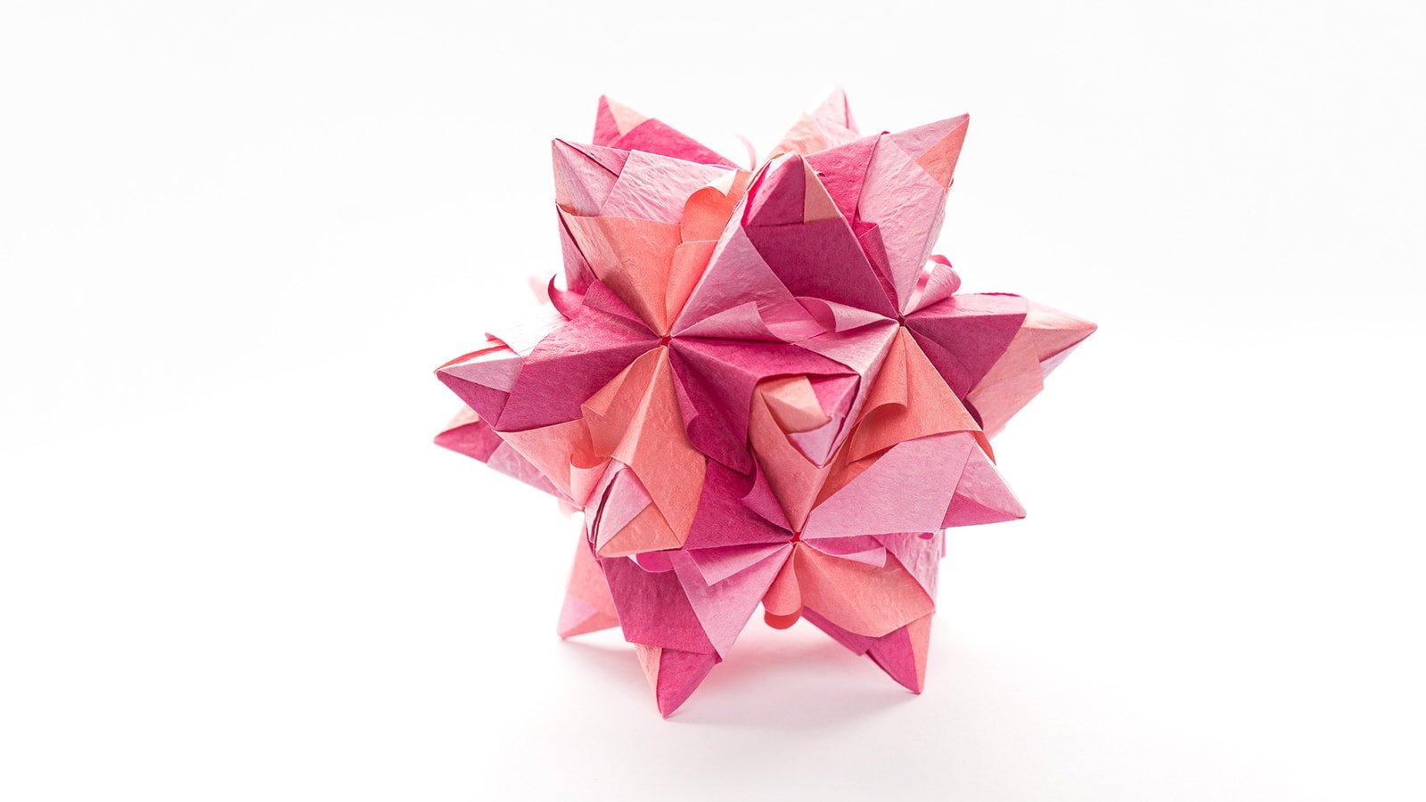 25 More Incredible Looking Origami Kusudamas