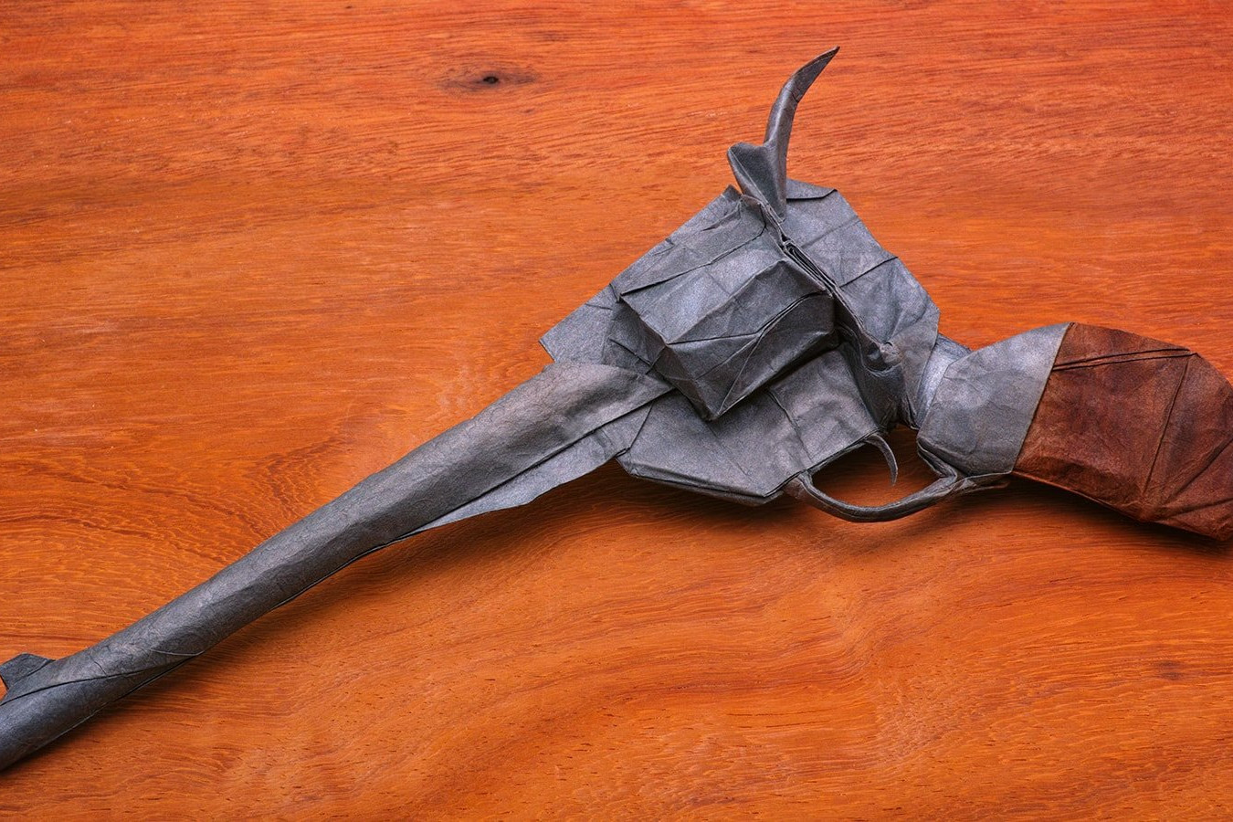 Origami Weapons and Armour