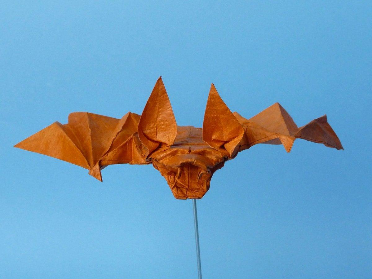 Bat by Fernando Castellanos
