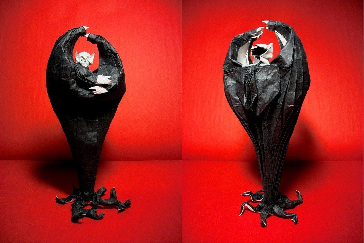 Big Demon by Hubert Villeneuve