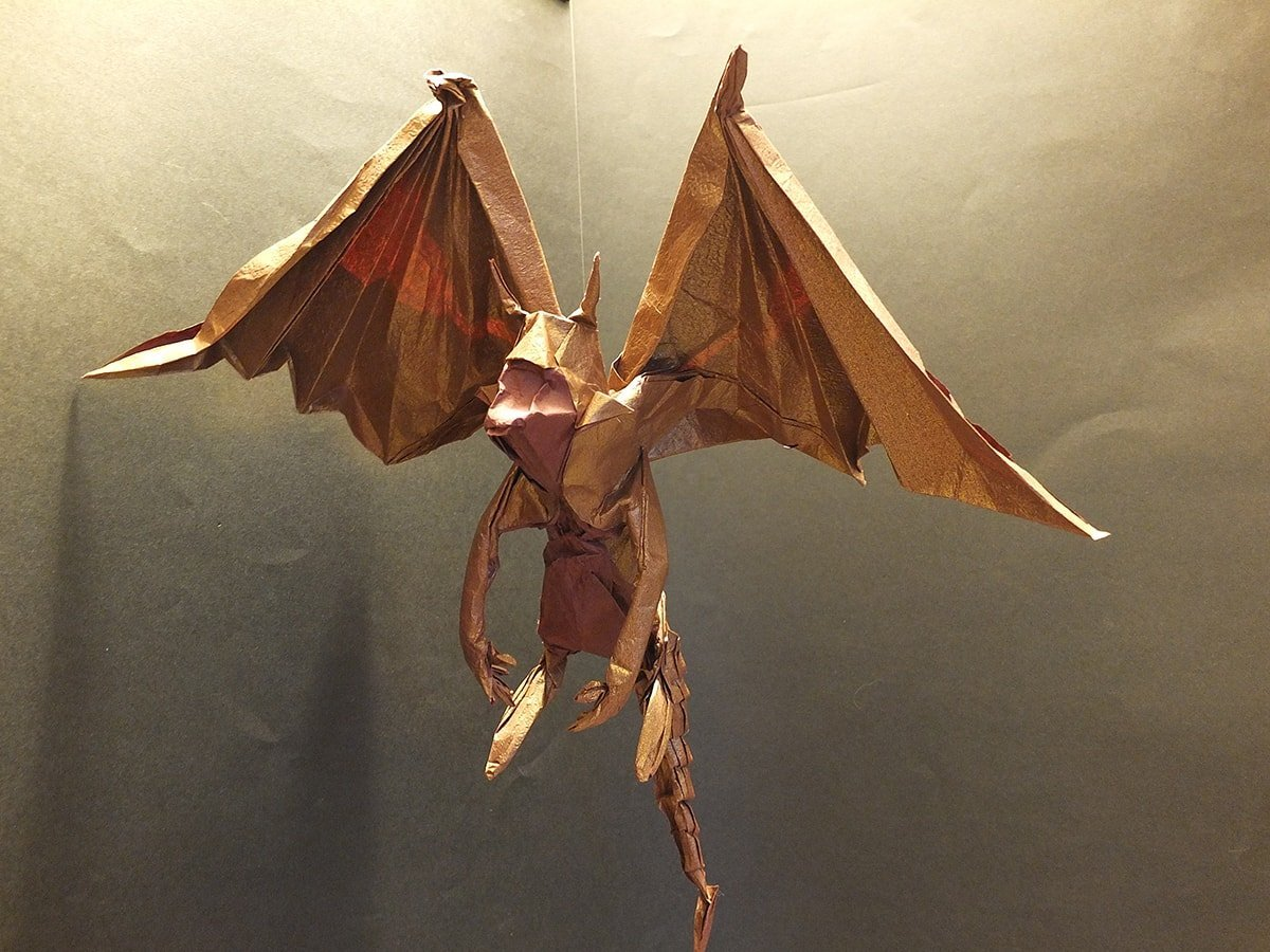 Devil Monkey Folded by Eric Vigier