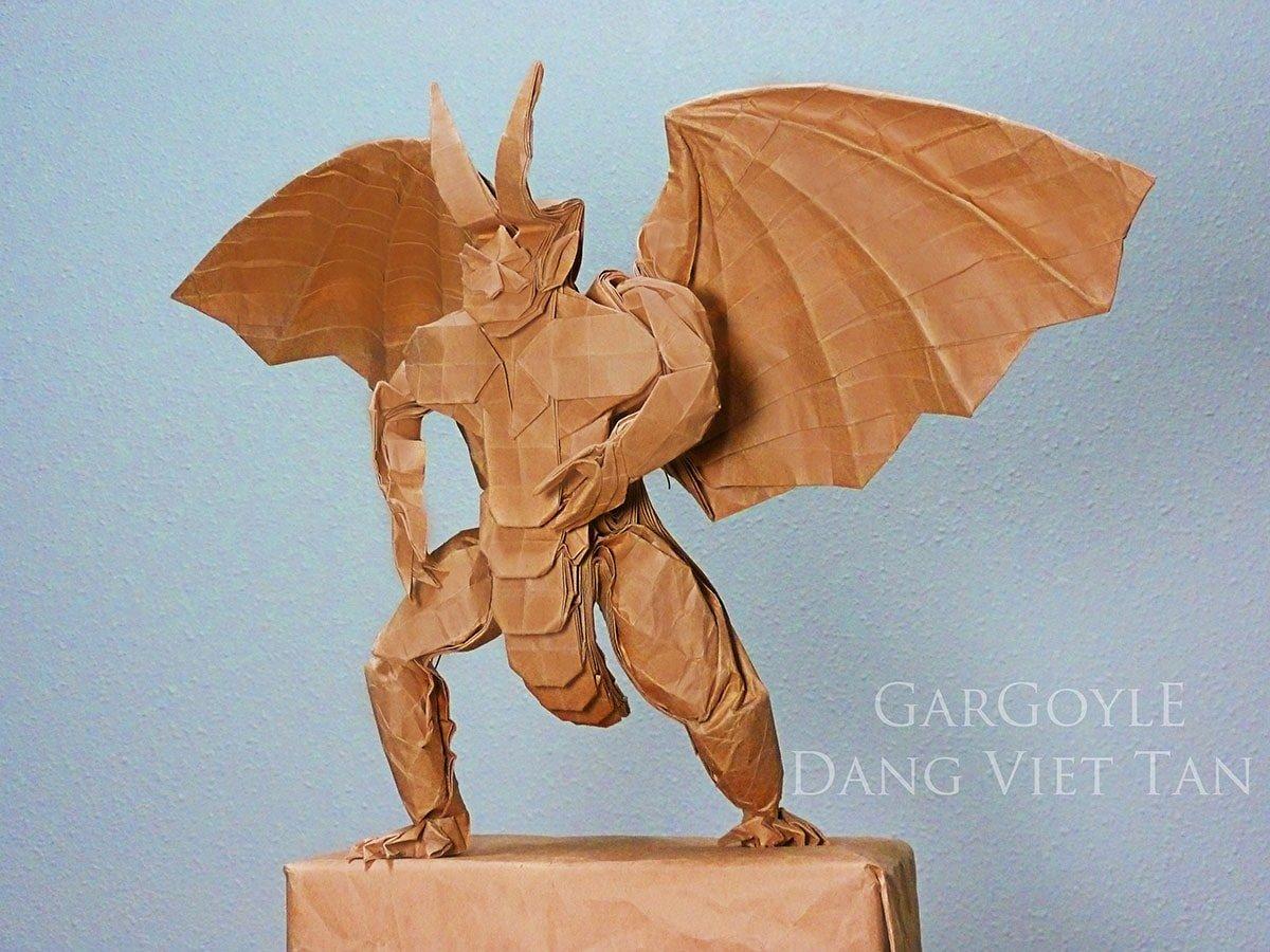 Gargoyle by Dang Viet Tan