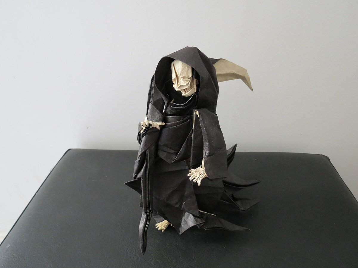 Grim Reaper folded by Mariano