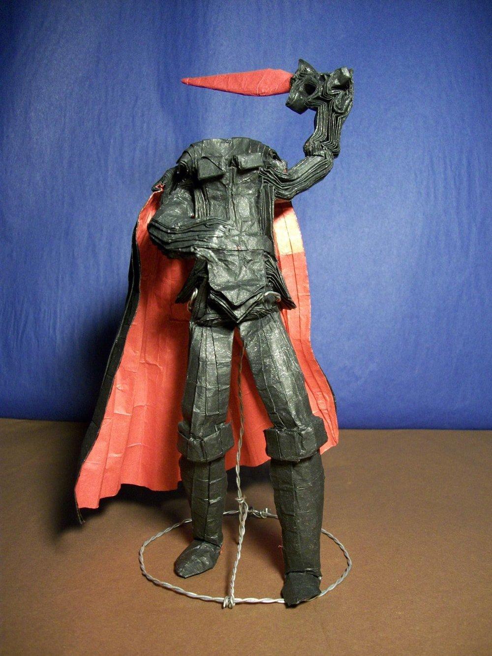 Headless Horseman by Hubert Villeneuve