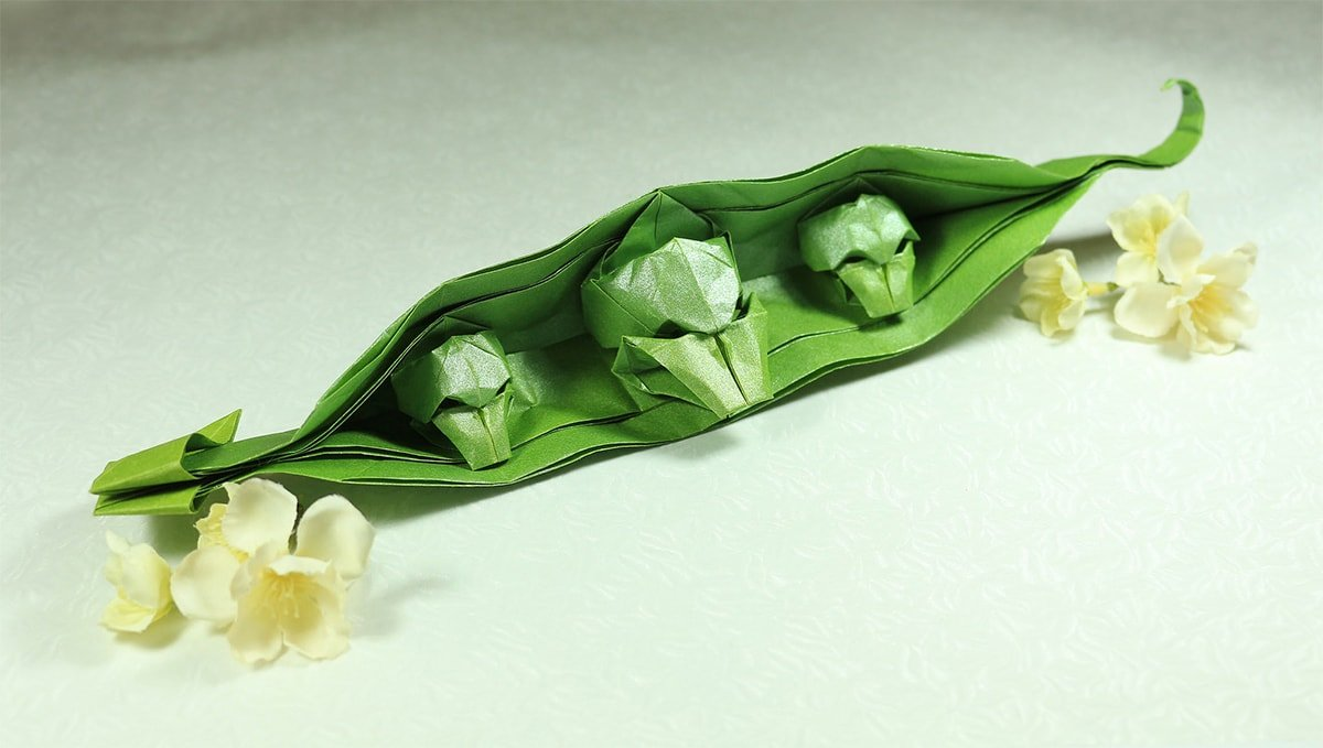 Rest in Peas by Sebastien Limet