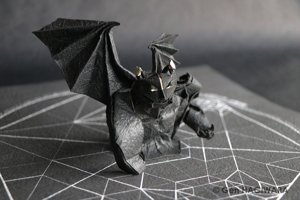 Summoning an Origami Demon