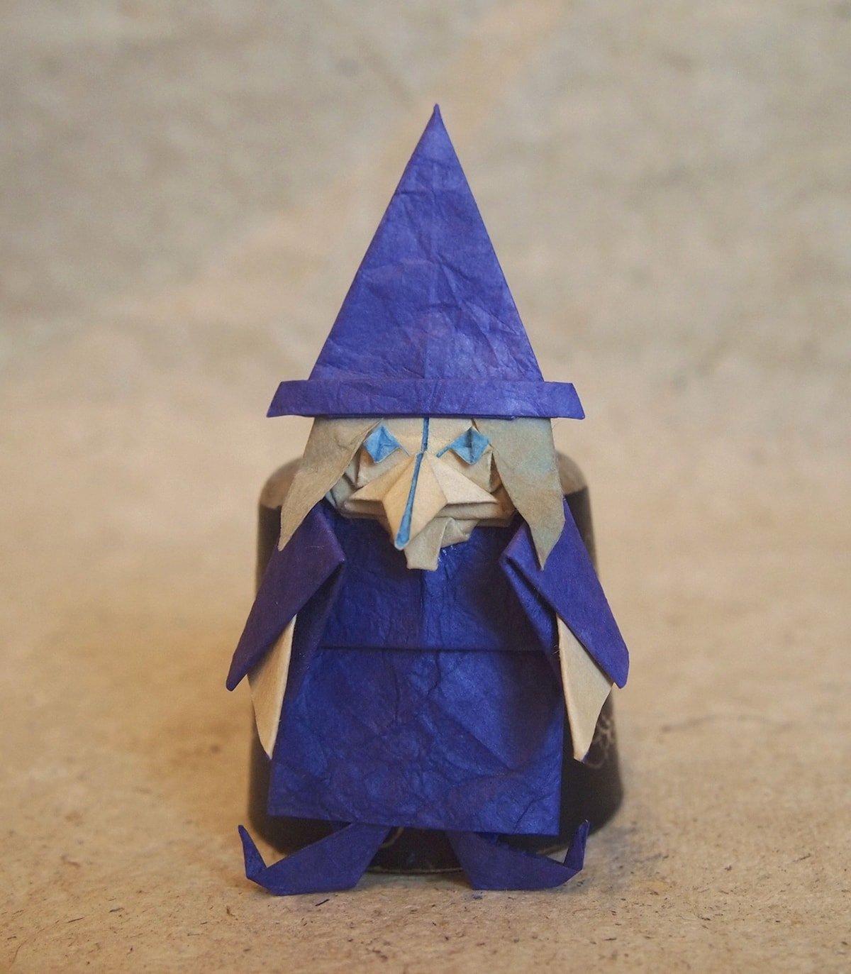 Witch Folded by Hiroaki Kobayashi