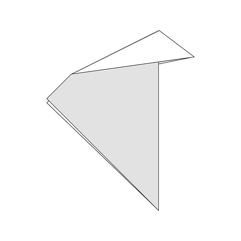 Outside Reverse Fold