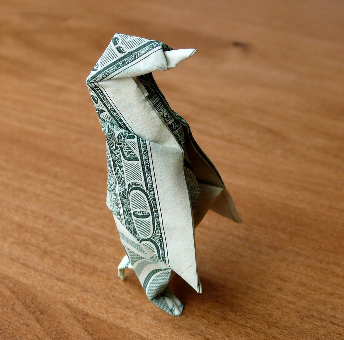 Dollar Penguin