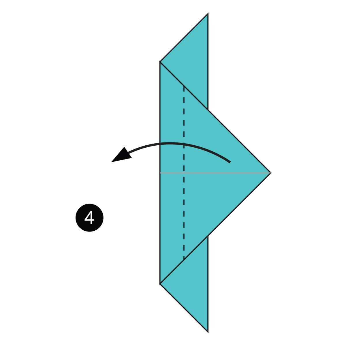 Pigeon Step 4