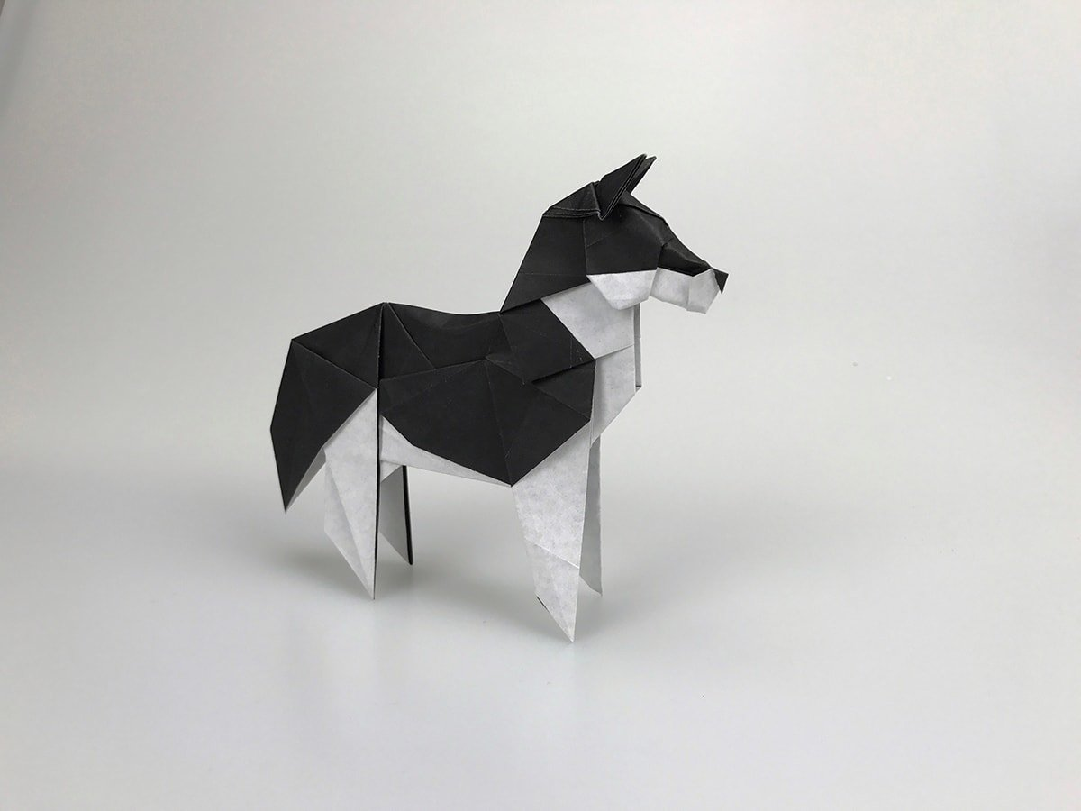 Origami Dogs - Page 8 of 10 | Gilad's Origami Page | 900x1200