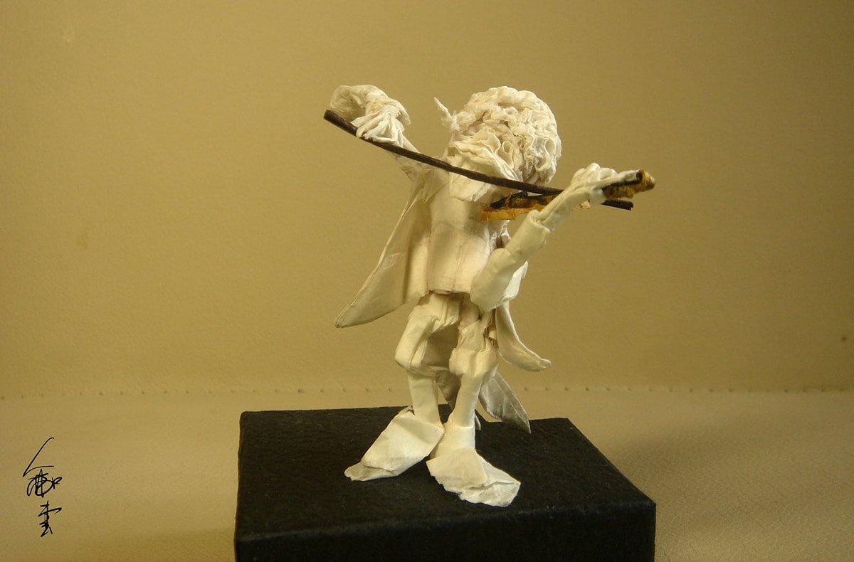Italian Violinist