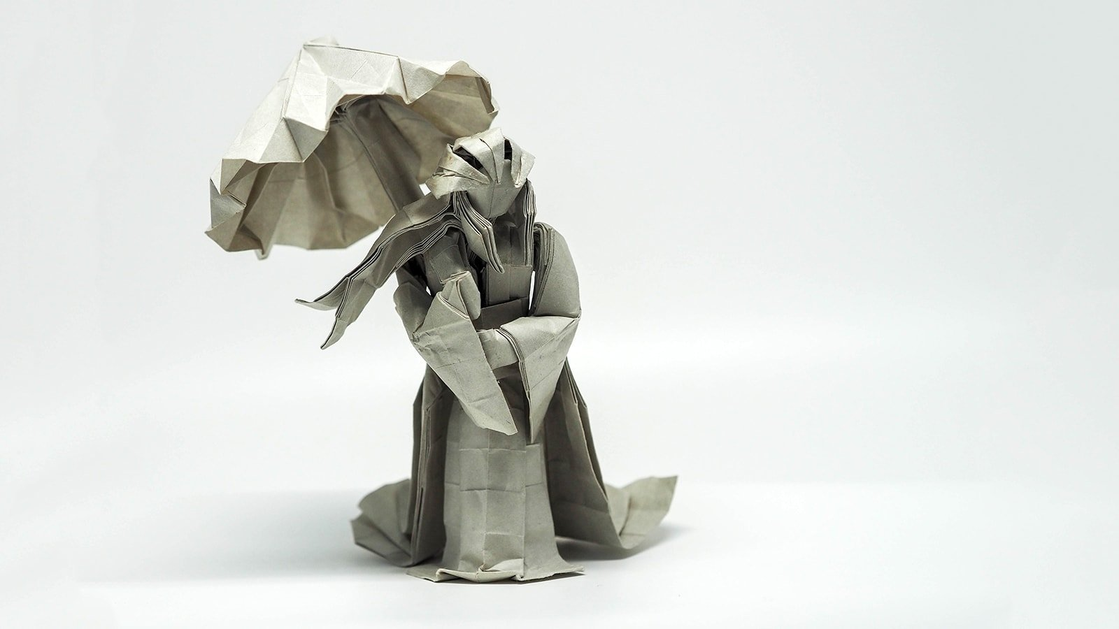 Cool Origami People