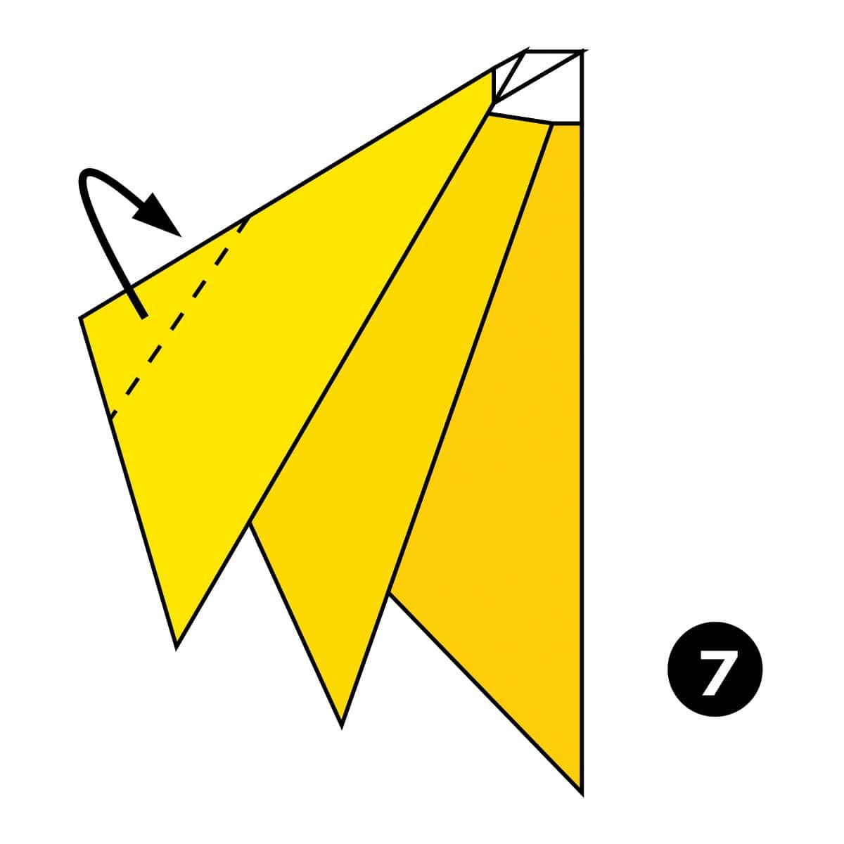 Bananas Step 7