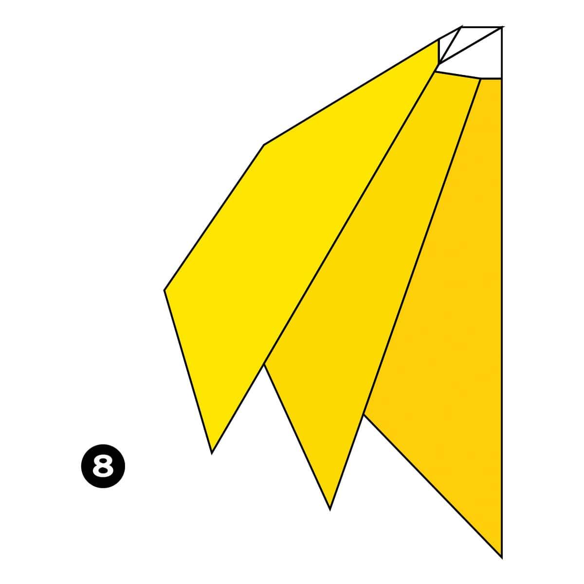 Bananas Step 8