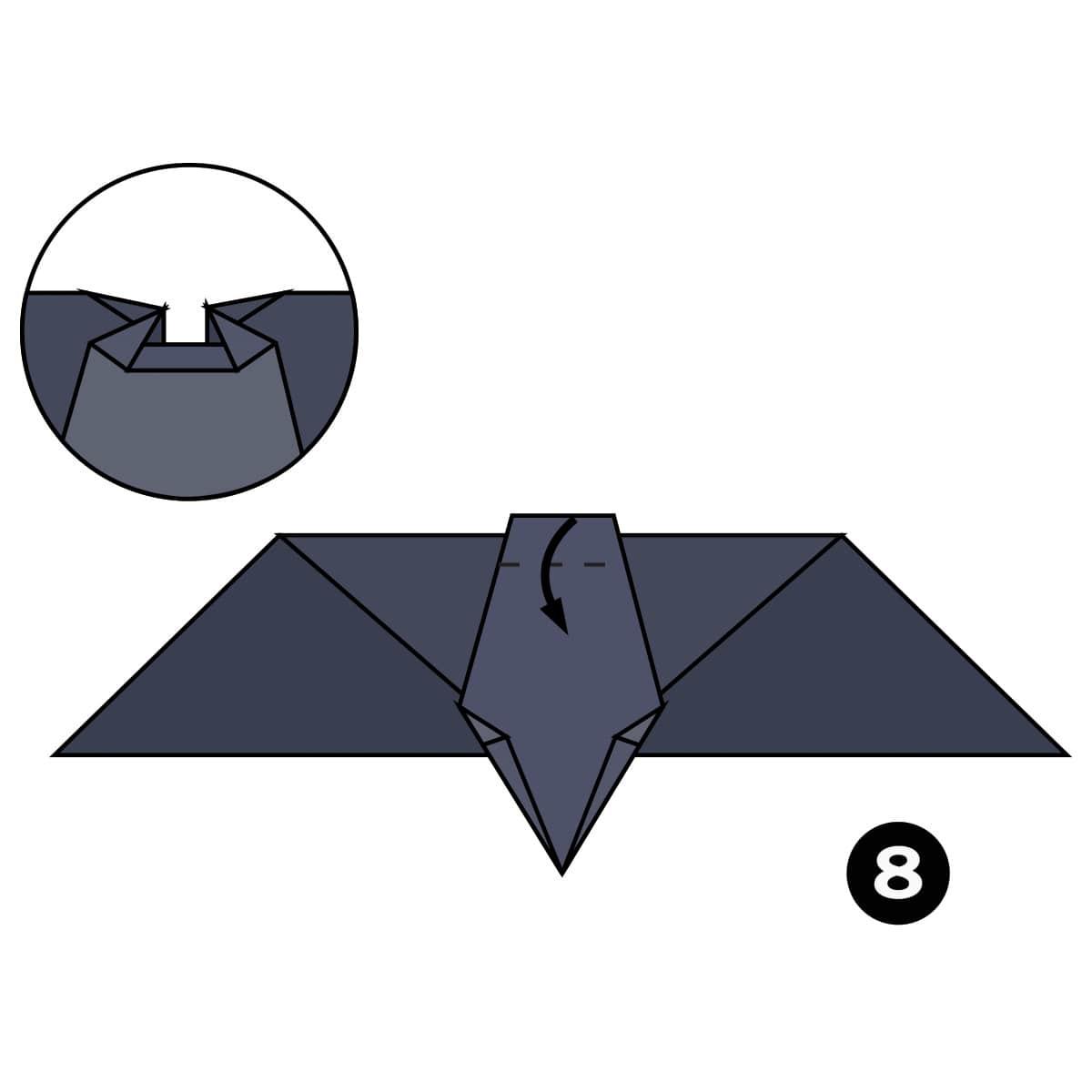 Bat Step 8