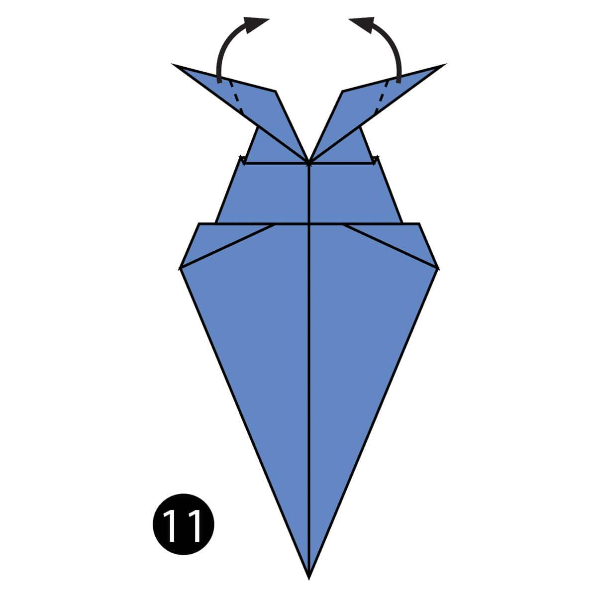 Beetle Step 11