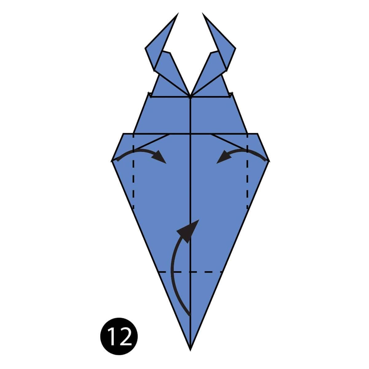 Beetle Step 12