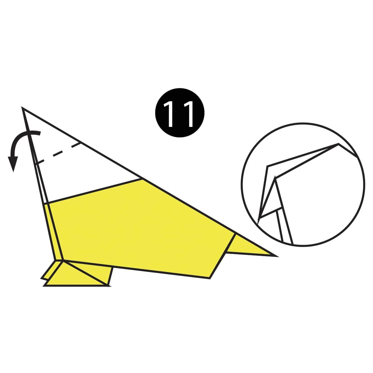 Bird Step 11