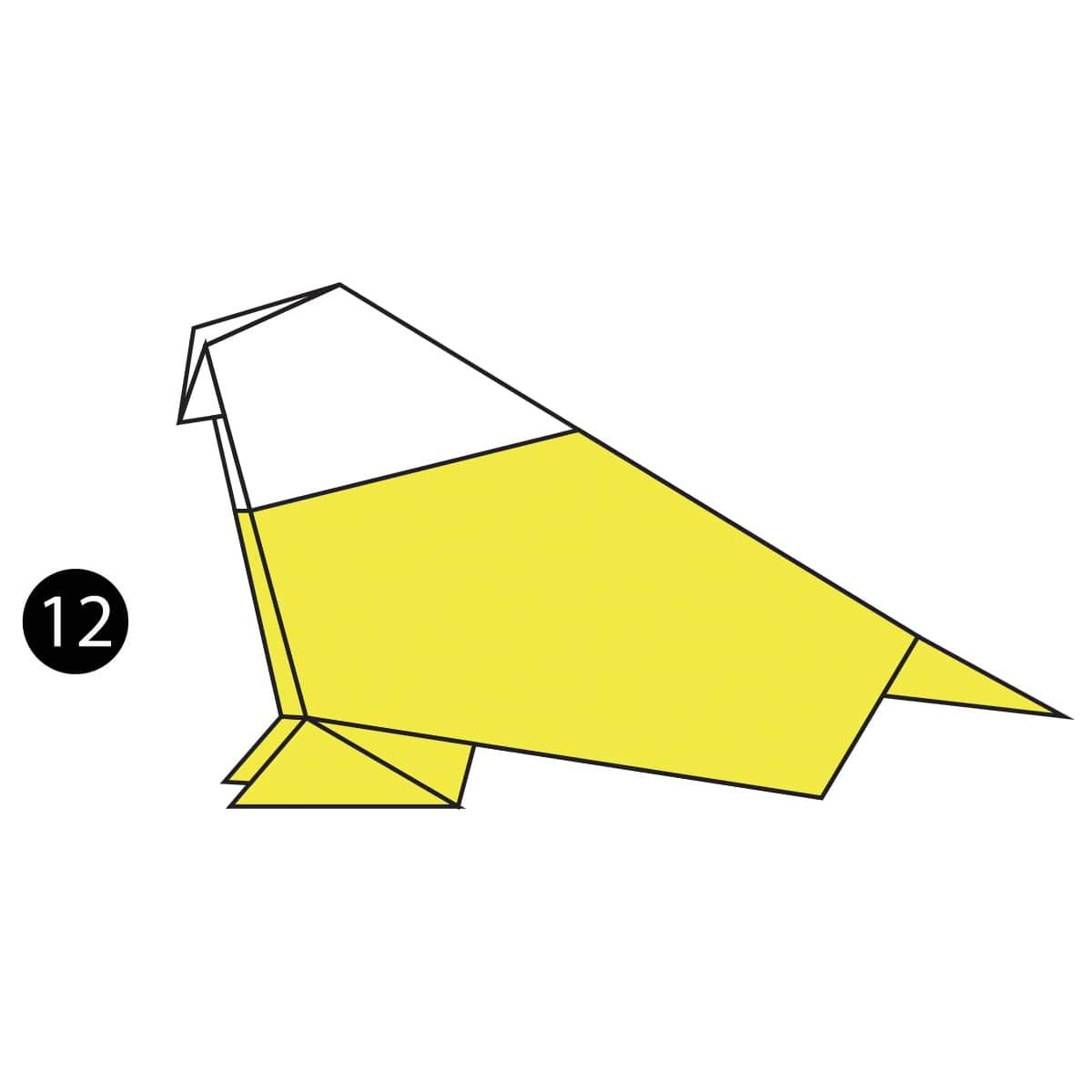 Bird Step 12