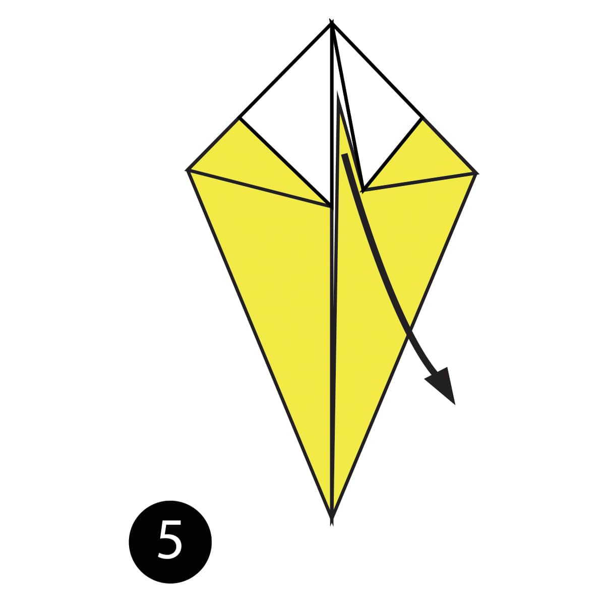Bird Step 5
