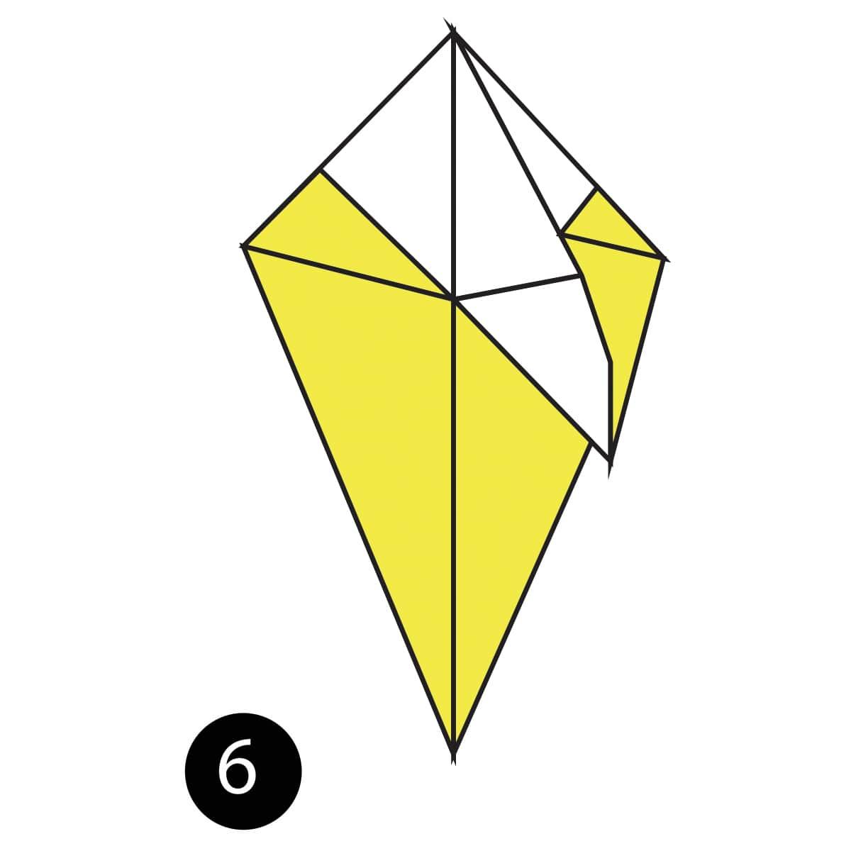 Bird Step 6