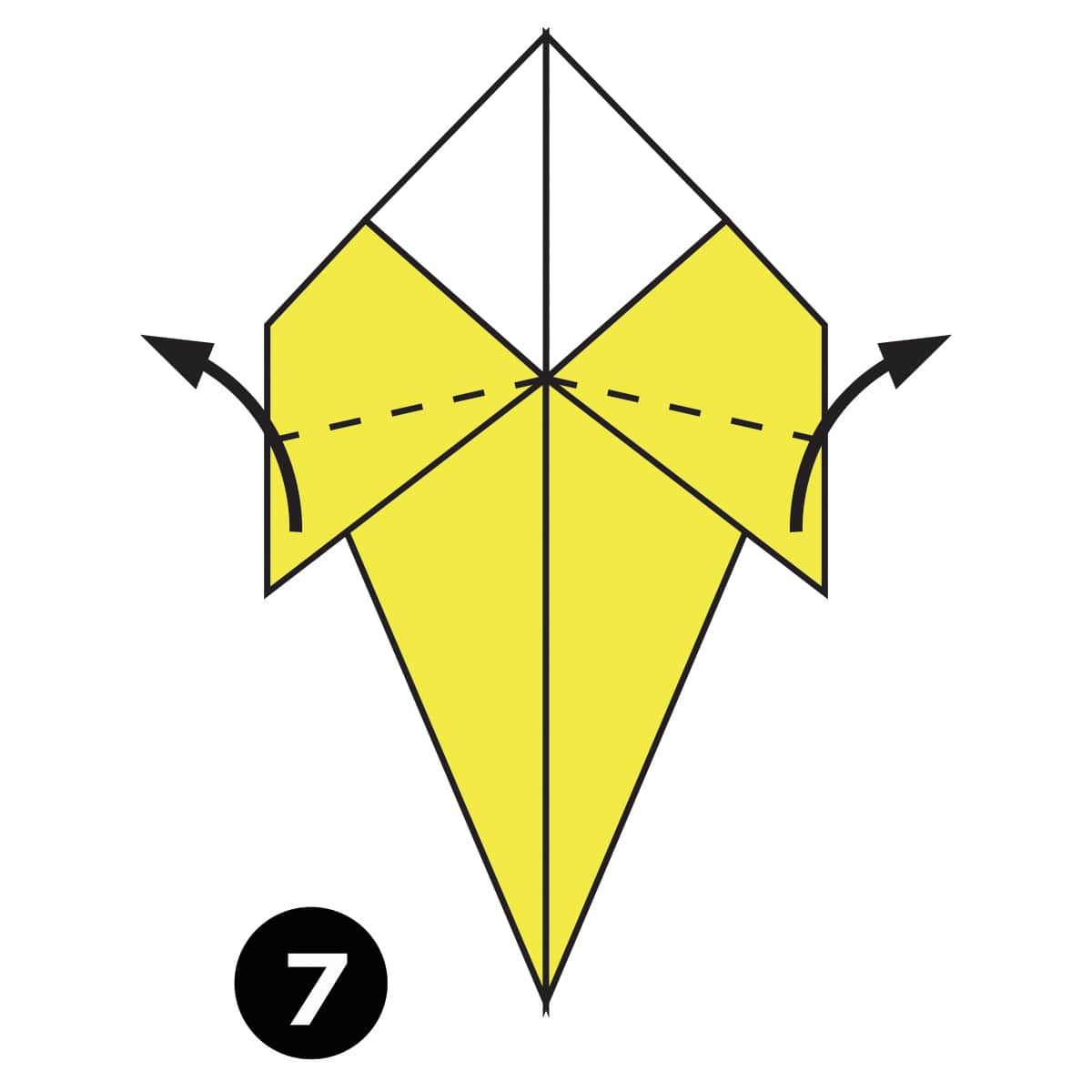 Bird Step 7