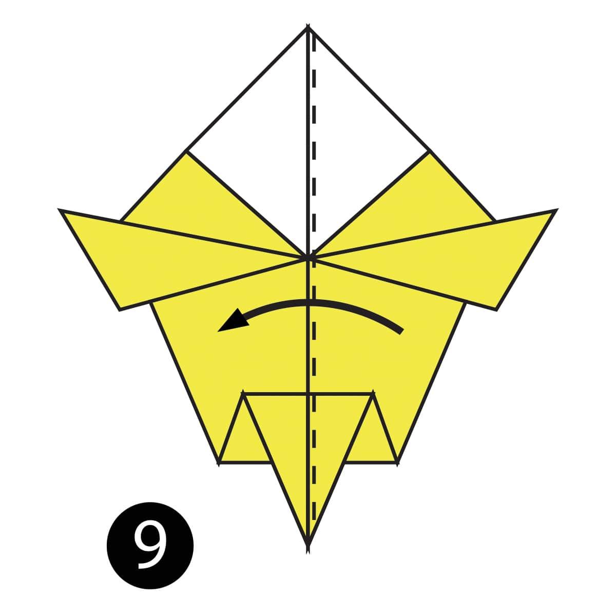 Bird Step 9