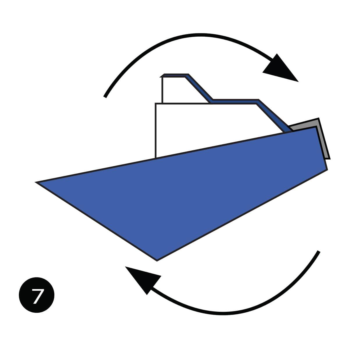 Boat Step 7