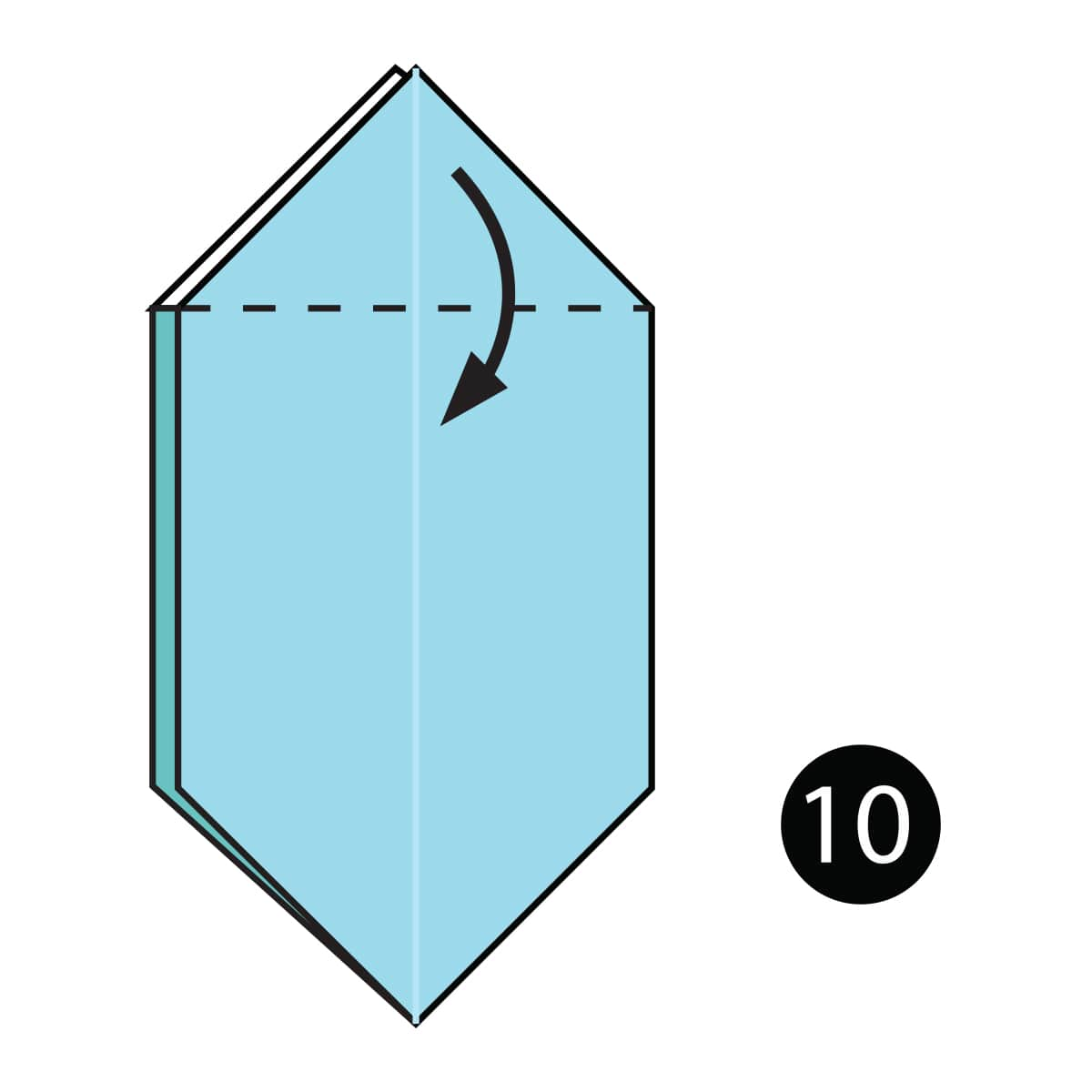 Box Step 10