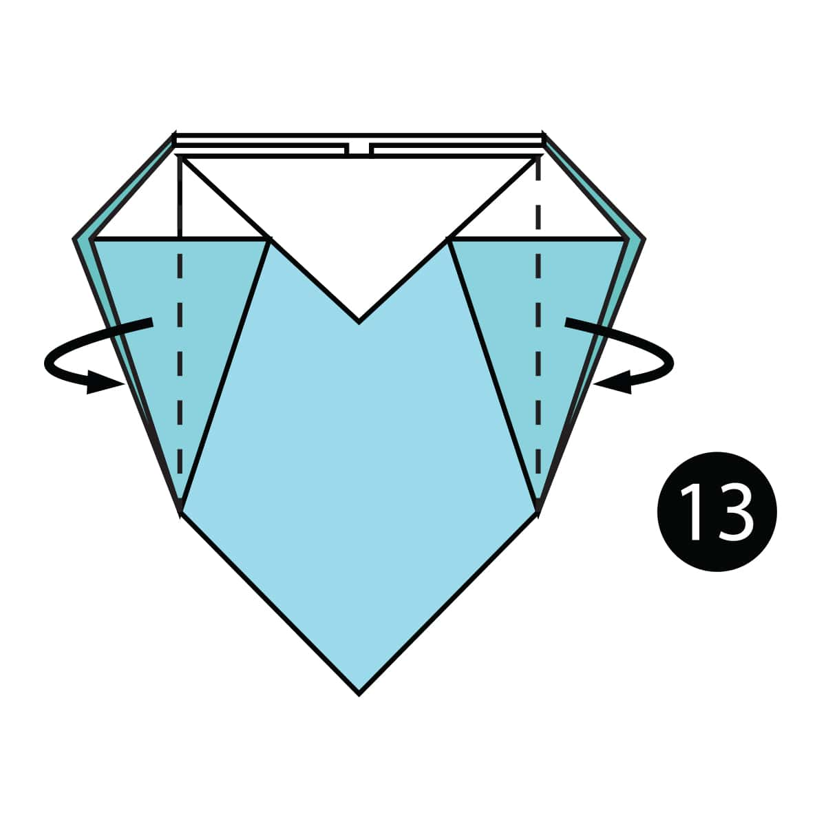 Box Step 13