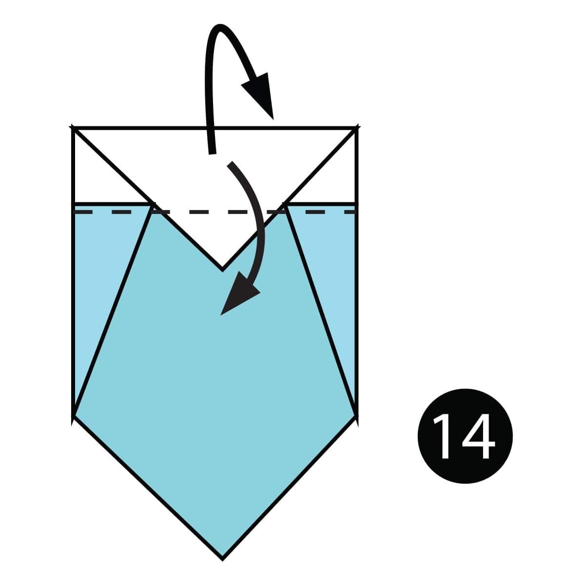 Box Step 14