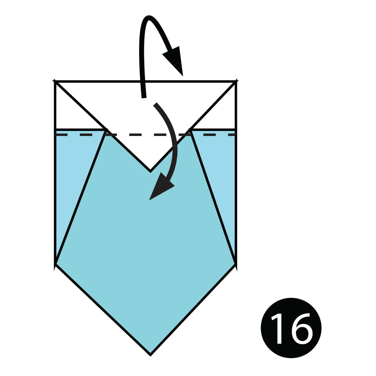 Box Step 16
