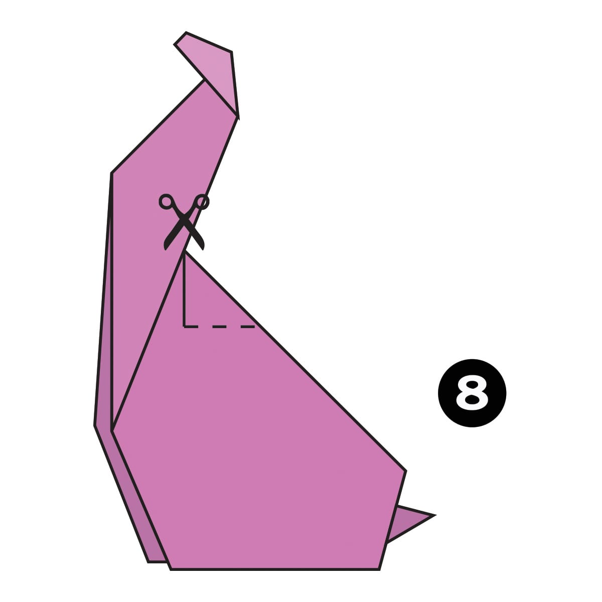 Brachiosaurus Step 8