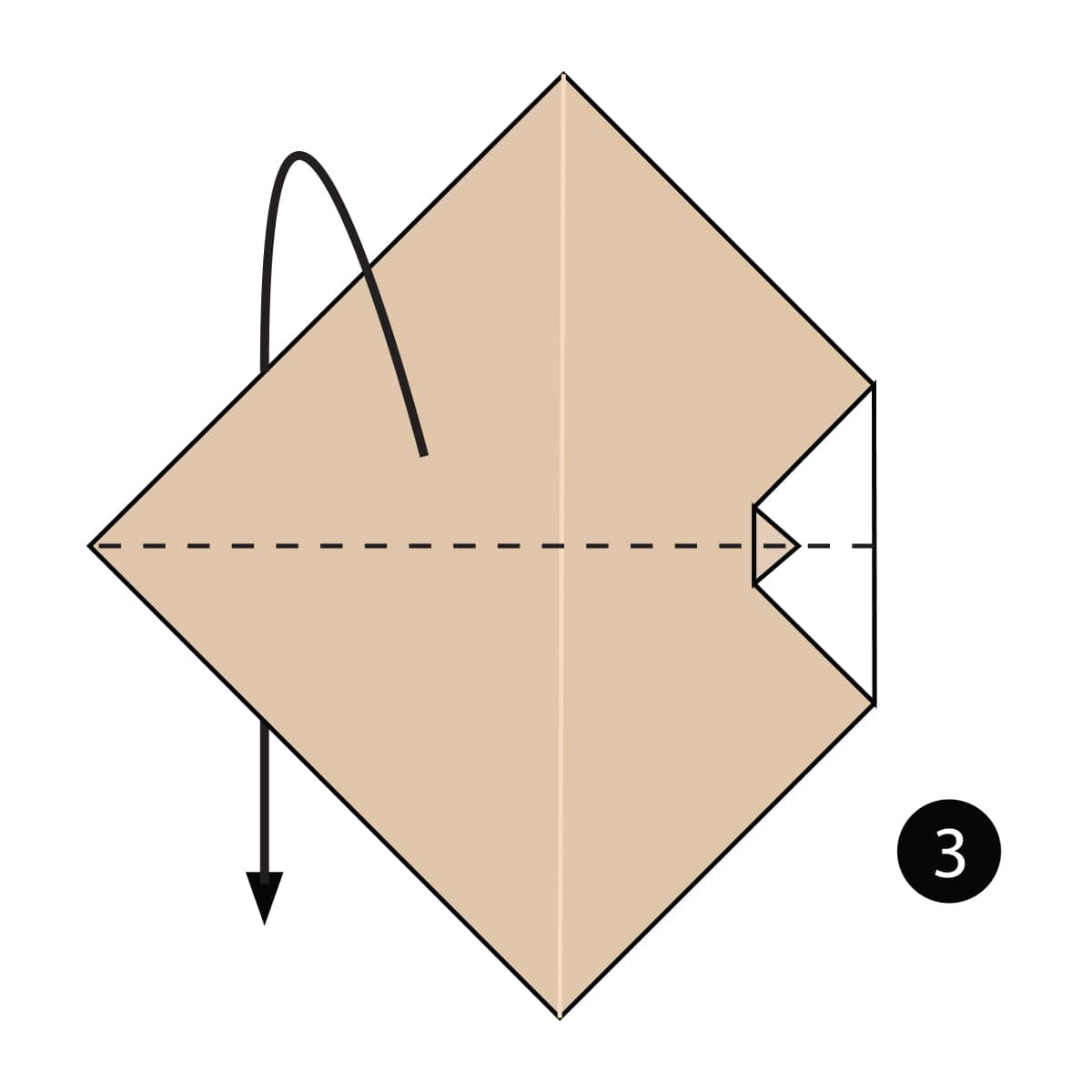 How To Fold An Easy Origami Bulldog