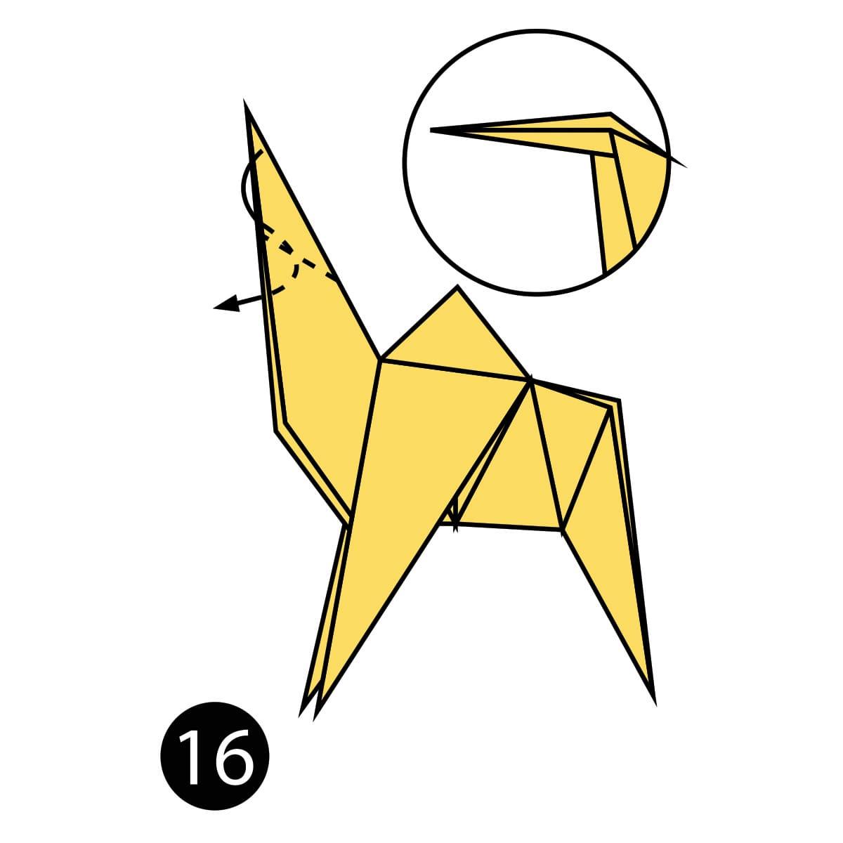 Camel Step 16