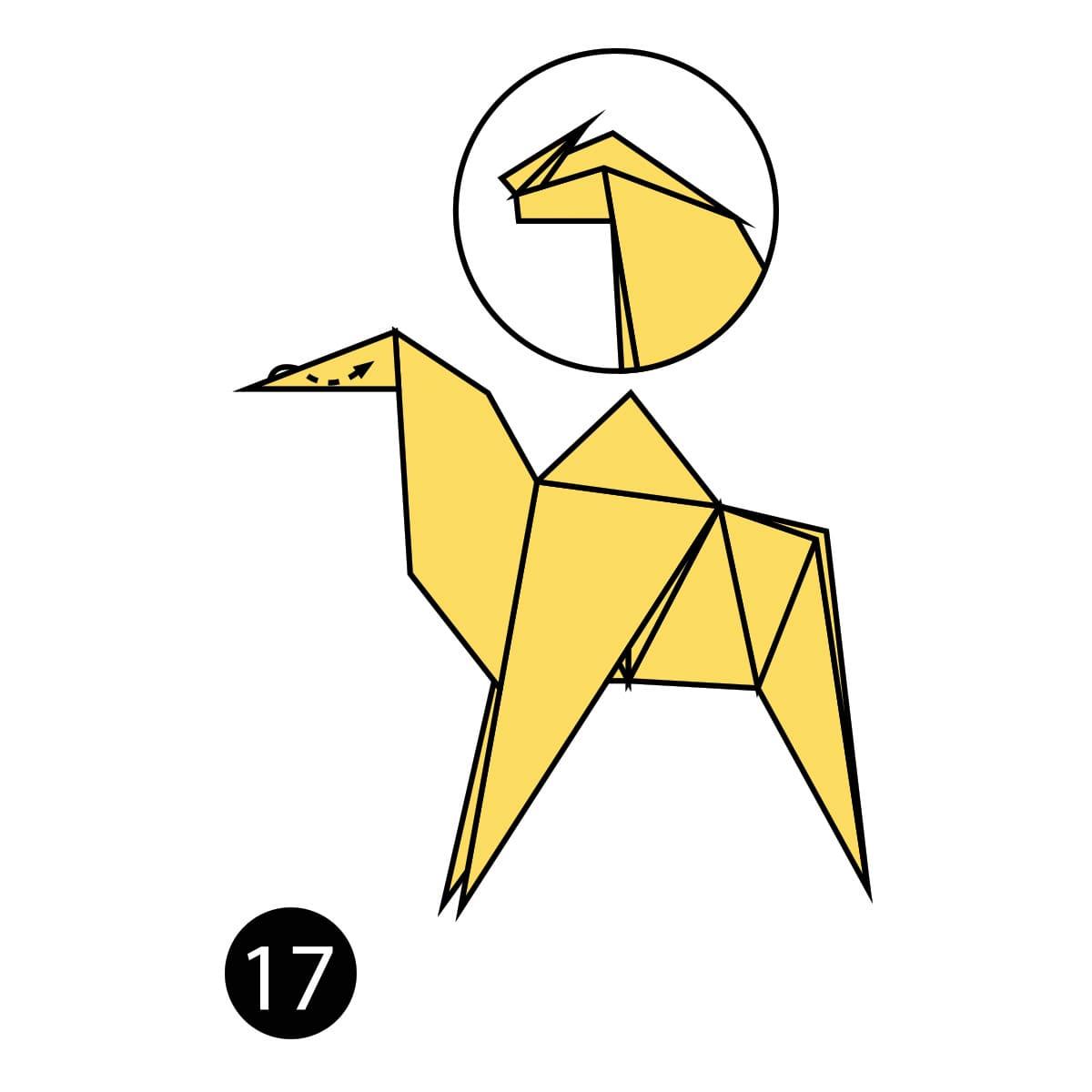 Camel Step 17