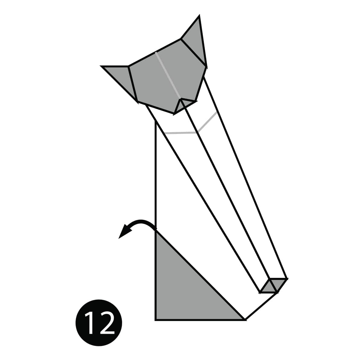 Siamese Cat Step 12