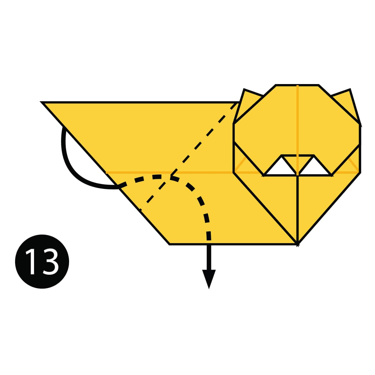 Cat Step 13
