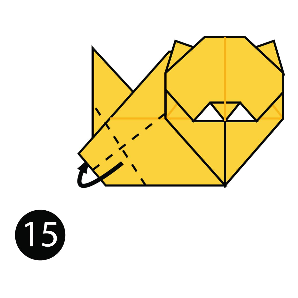 Cat Step 15