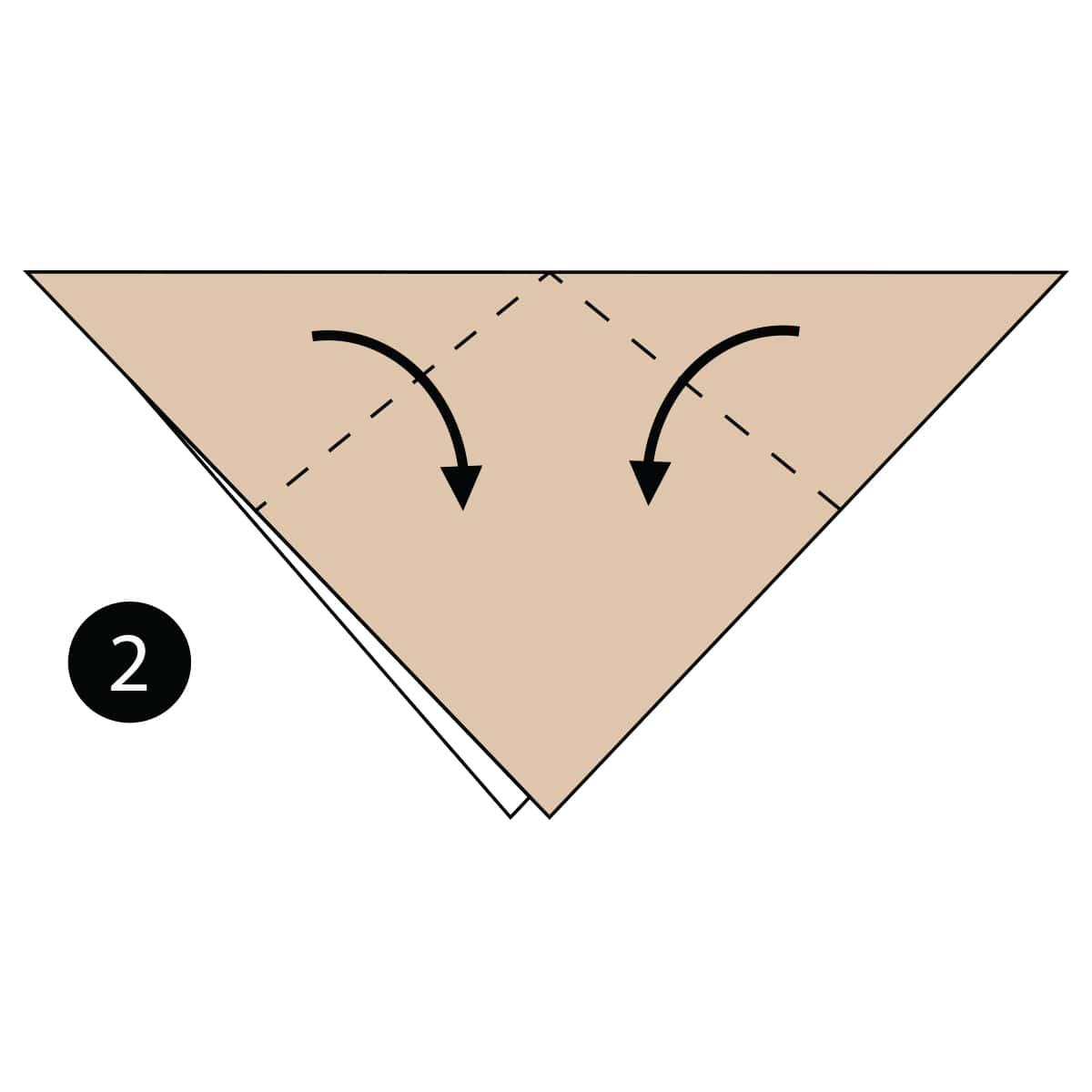 Cat Face Step 2