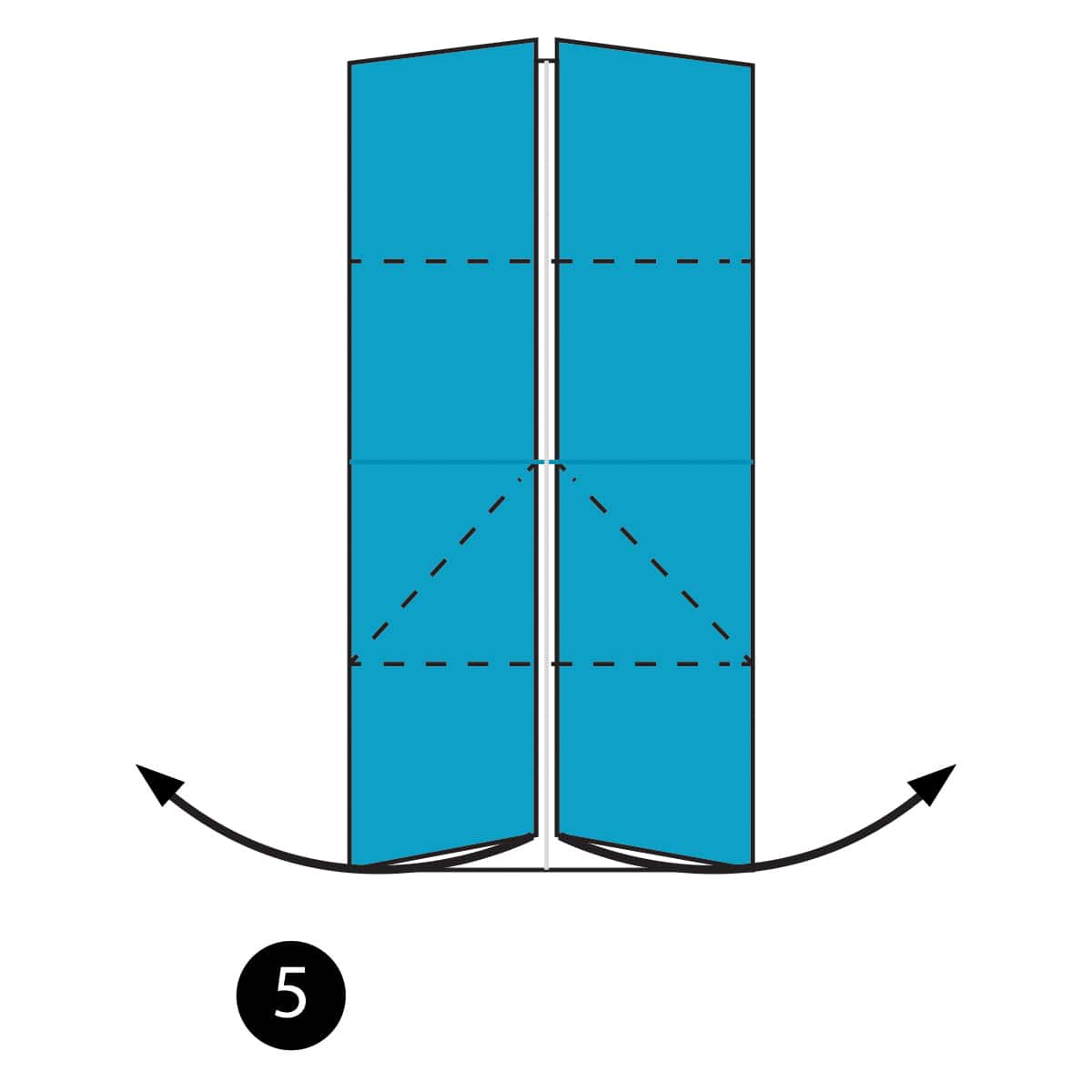 Catamaran Step 5