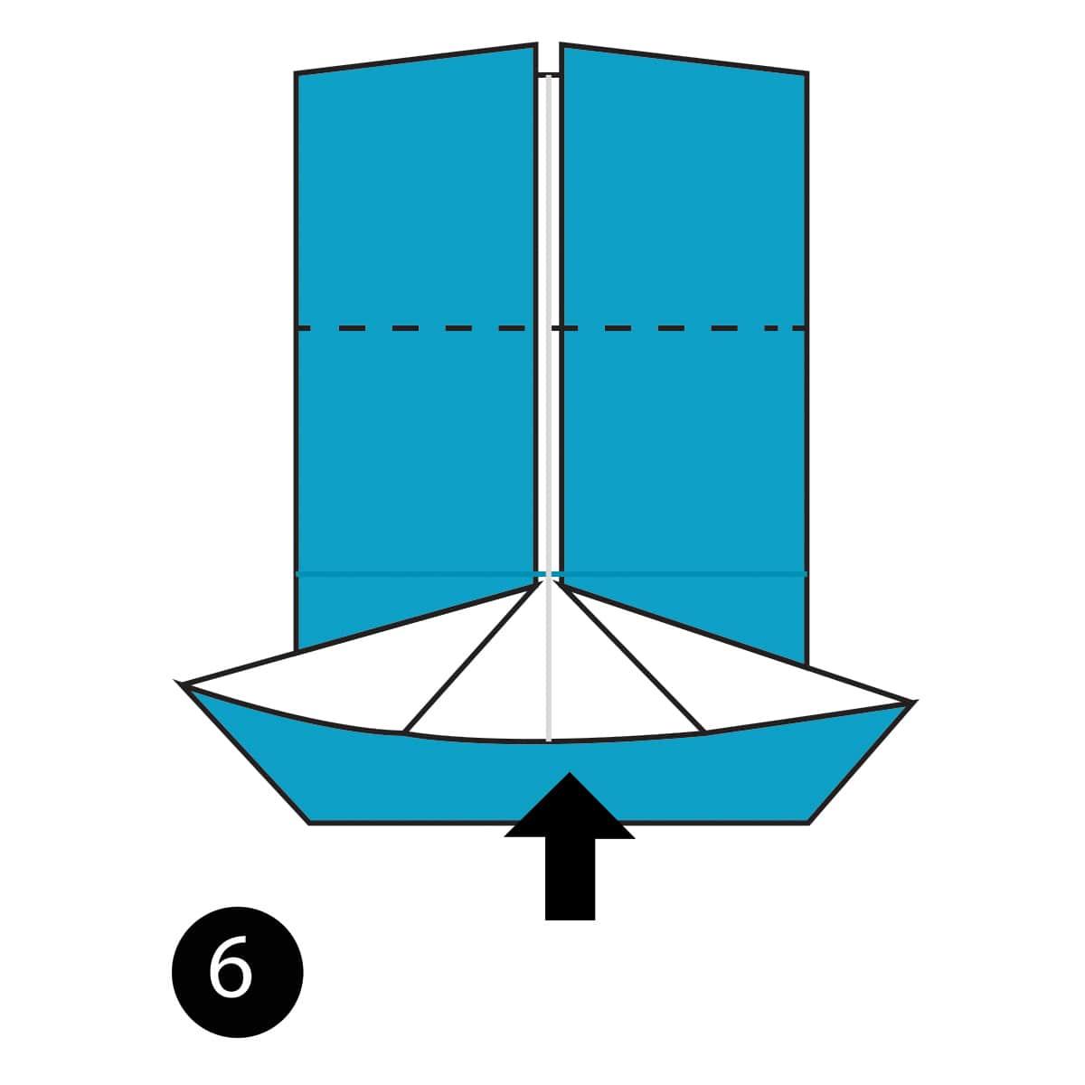 Catamaran Step 6