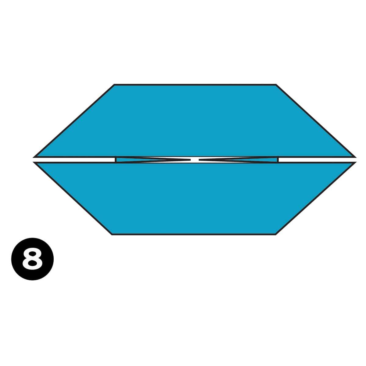 Catamaran Step 8
