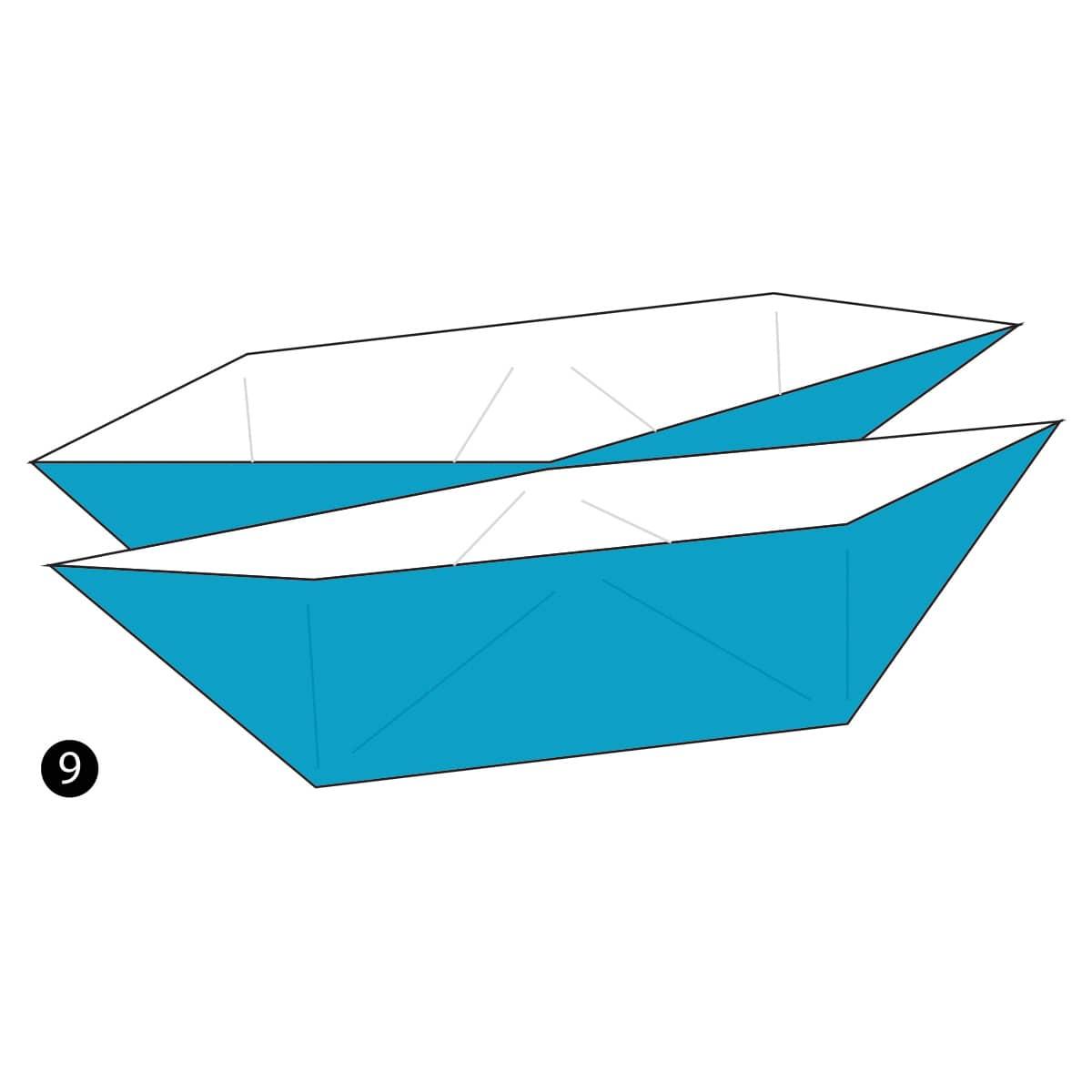 Catamaran Step 9