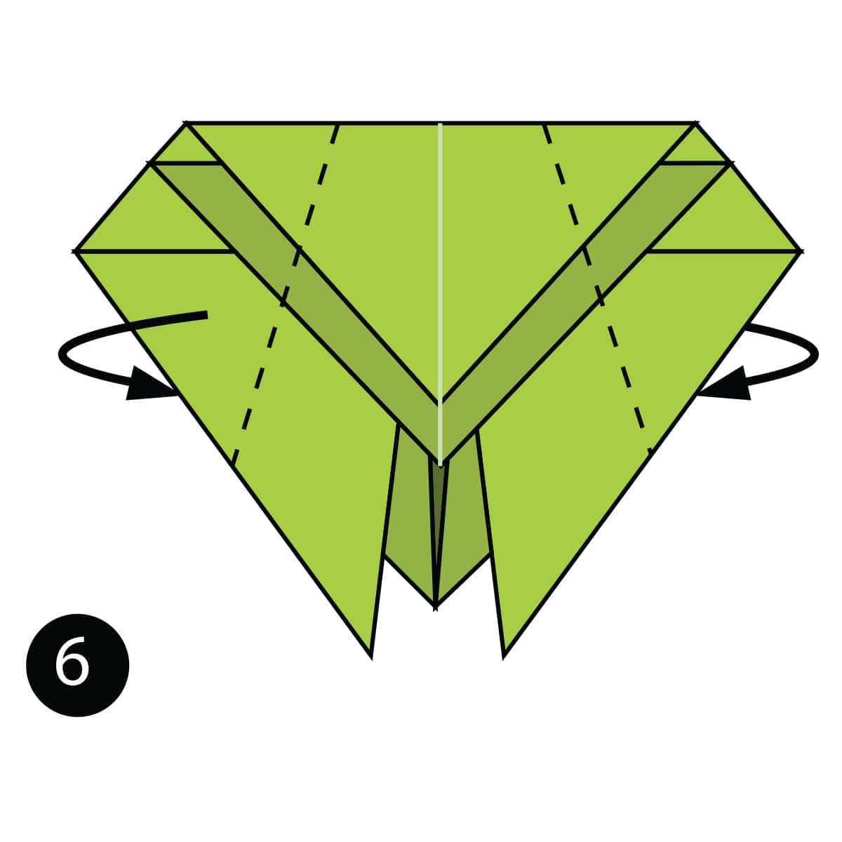 Cicada Step 6