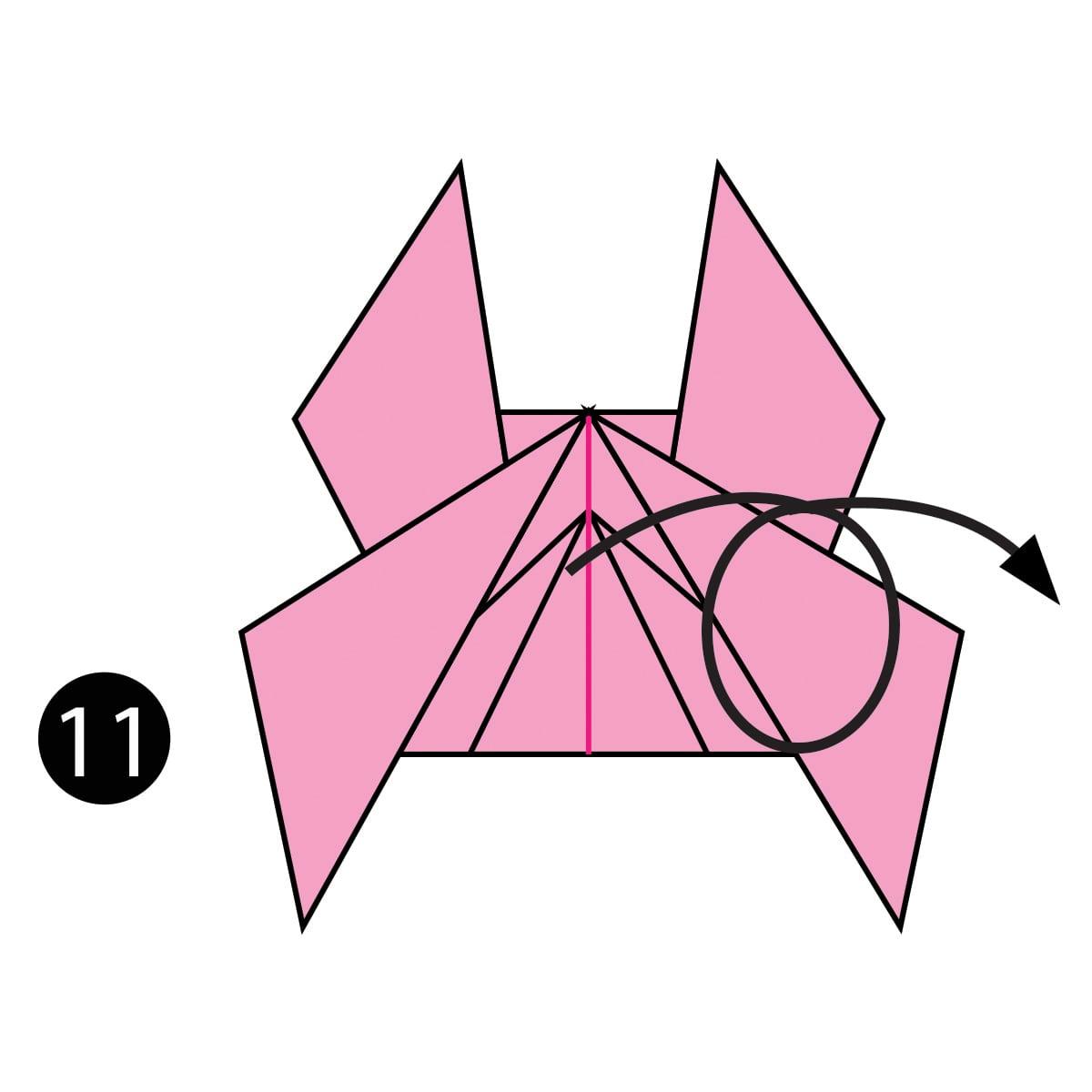Crab Step 11