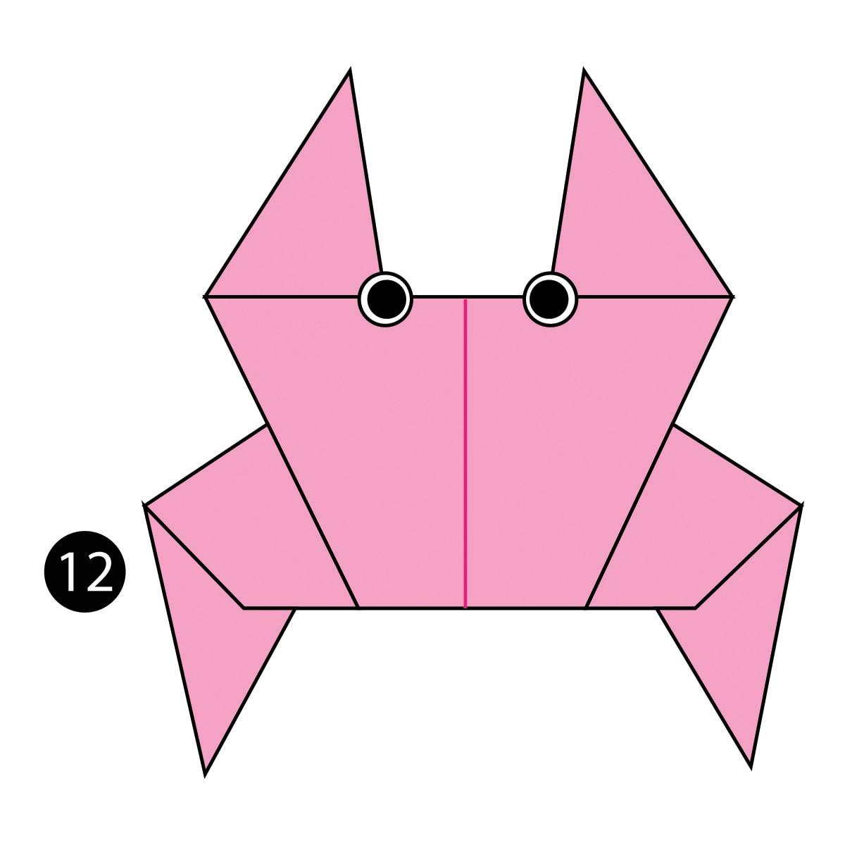 Crab Step 12