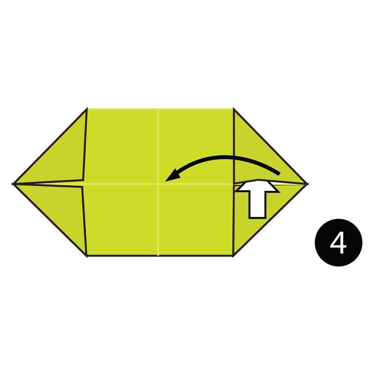Crocodile Step 4