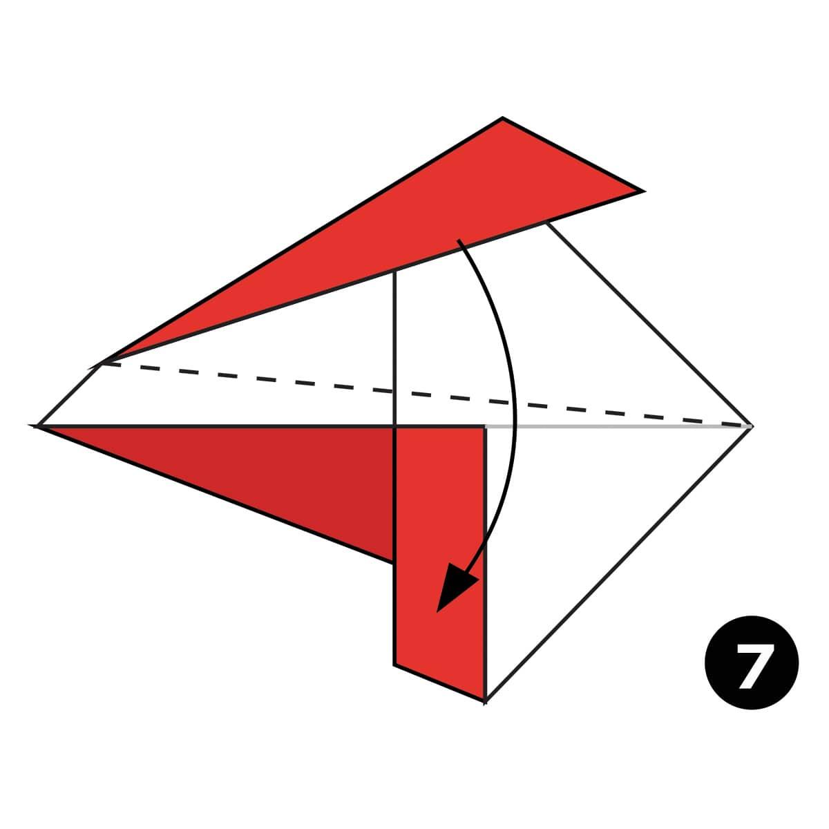 Deinonychus Step 7